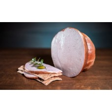 Колбаса вареная, высшего сорта, органическая 0,300-0,400 г.