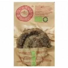 Колбаса органическая егерская с мраморной говядины жареная 1 сорт