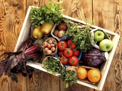 Органическая диета