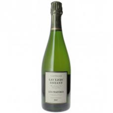 Шампанское белое брют Leclerc Briant Les Crayères органическое 0,75 л