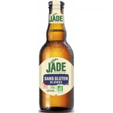 Пиво органическое светлое Jade Blonde без глютена, упаковка 6x250 мл