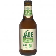 Пиво светлое 0,25 безалкогольное органическое JADE
