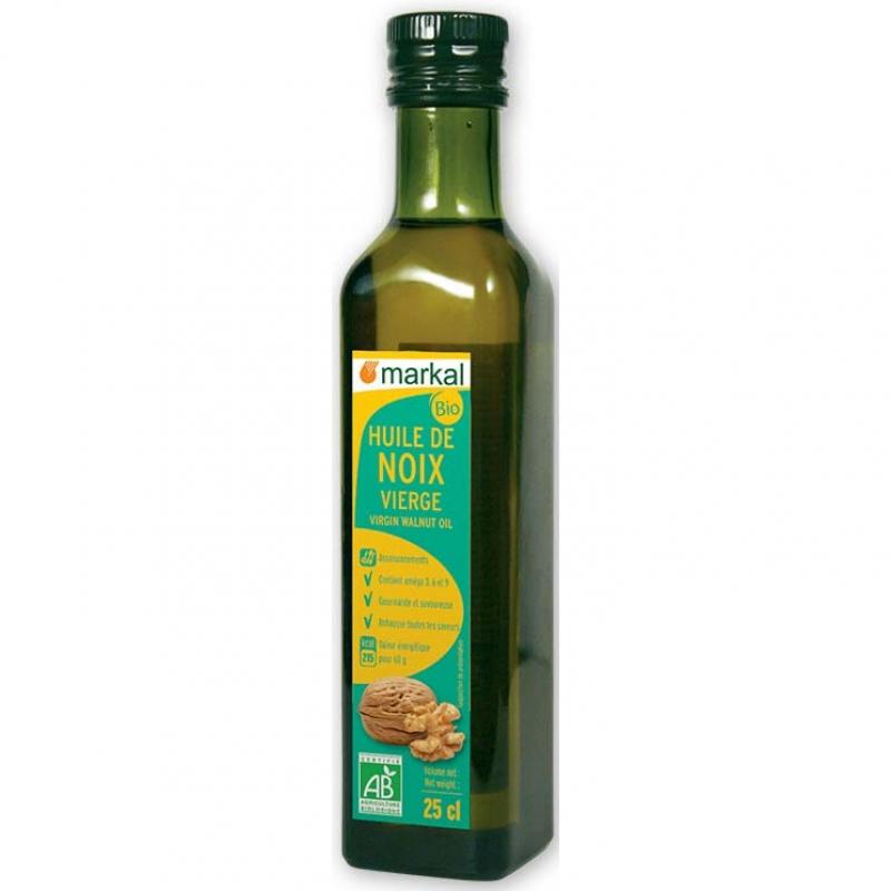 Масло грецкого ореха Markal органическое, 250 мл