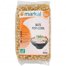 Зёрна кукурузы для попкорна Markal органические, 500 г