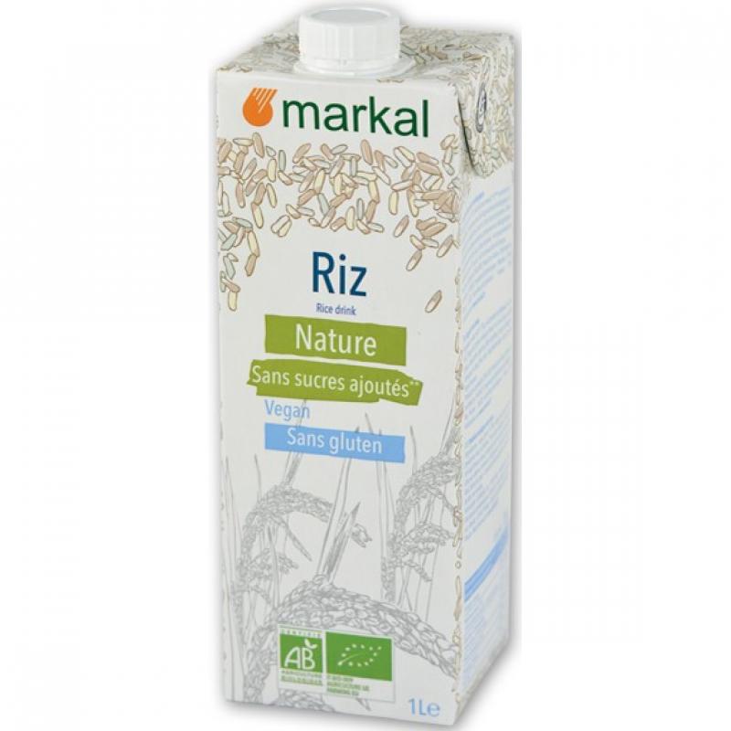 Напиток рисовый Markal без глютена органический, 1 л