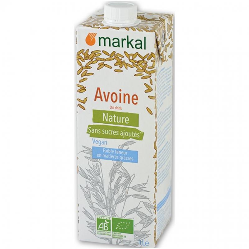 Напиток овсяный Markal органический, 1 л