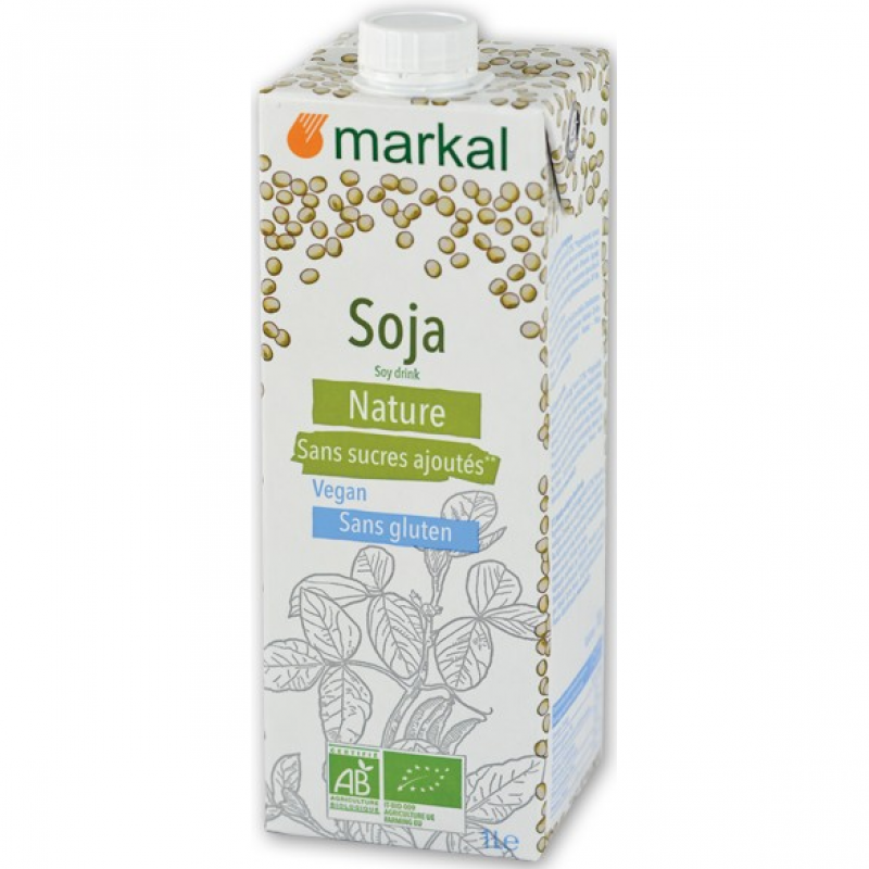 Напиток соевый Markal органический, 1 л
