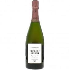 Шампанское розовое брют Leclerc Briant Brut Rosé органическое 0,75 л