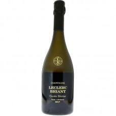 Шампанское белое брют Leclerc Briant Cuvée Divine Solera органическое 0,75 л