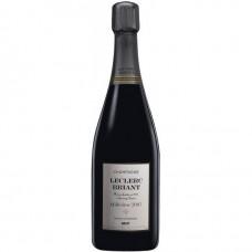 Шампанское белое брют Leclerc Briant Brut Millésime 2007 органическое 0,75 л