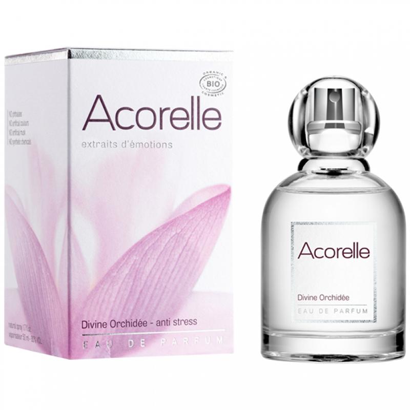 Парфюмерная вода Acorelle Divine Orchid органическая, 50 мл