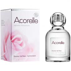 Парфюмерная вода Acorelle Silky Rose органическая, 50 мл