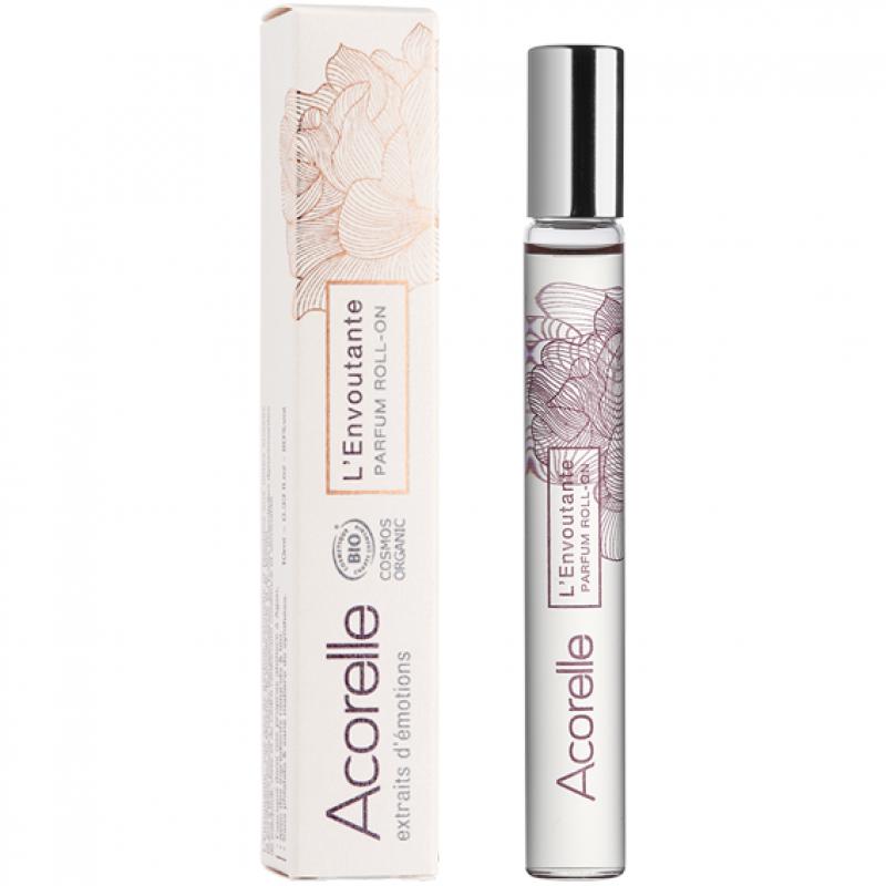 Роликовая парфюмерная вода Acorelle L'Envoutante органическая, 10 мл