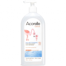 Вода очищающая органическая гипоаллергенная Acorelle, 500 мл