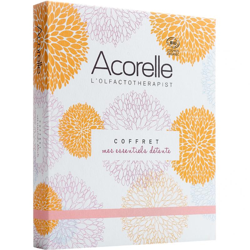 Подарочный набор Acorelle Mes Essentiels Détente Roll-On Trio