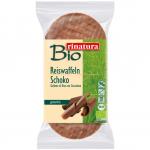 Вафли рисовые в шоколаде Rinatura, 100 г