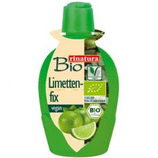 Сок лайма концентрированный Rinatura органический, 100 мл