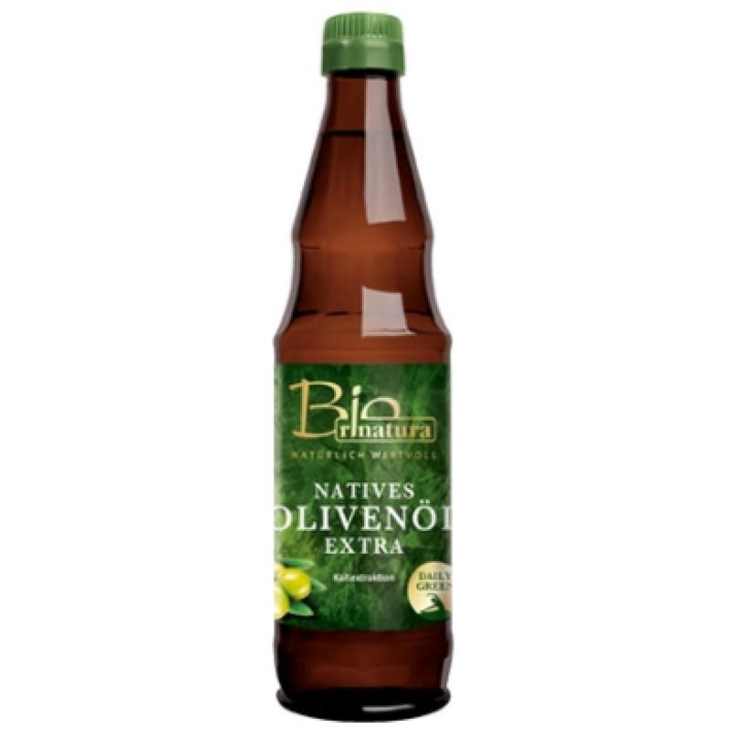 Оливковое масло Extra Virgin Rinatura органическое, 100 мл
