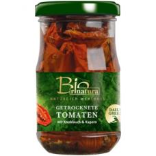Вяленые томаты в масле Rinatura органические, 180 г