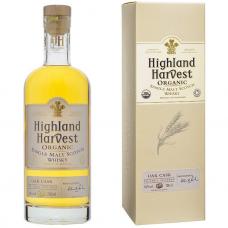 Виски органический односолодовый Highland Harvest 0,7 л (в коробке)