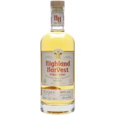 Виски органический купажированный Highland Harvest 7 Casks 0,7 л