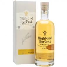 Виски органический односолодовый Highland Harvest Sauternes 0,7 л