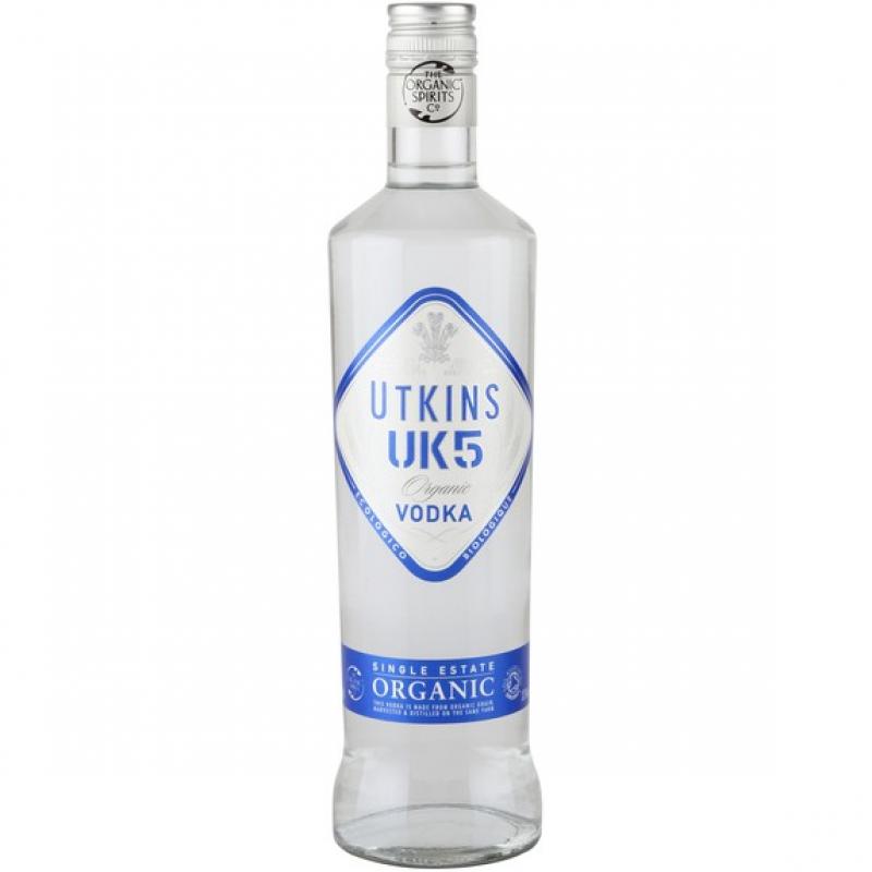 Водка органическая Utkins UK5 0,5 л