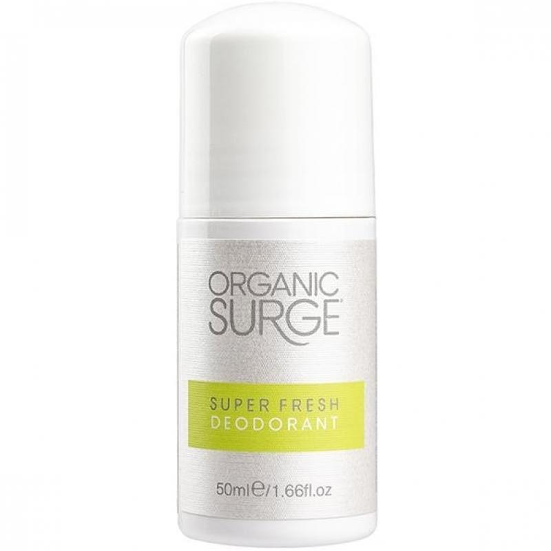 """Дезодорант для тела """"Суперсвежесть"""" Organic Surge органический, 50 мл"""