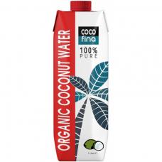 Вода кокосовая Cocofina органическая, 1 л