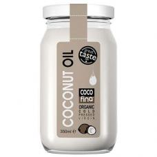 Масло кокосовое Cocofina органическое, 350 мл