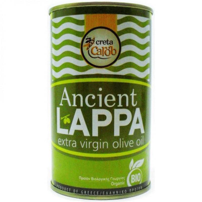 Оливковое масло Extra Virgin Creta Carob нерафинированное органическое, 250 мл