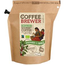 Кофе молотый Гватемала Grower's Cup органический, 20 г