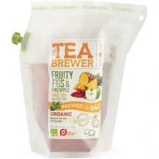 Чай фруктовый Fruity Figs & Pineapple April Love органический, 9 г