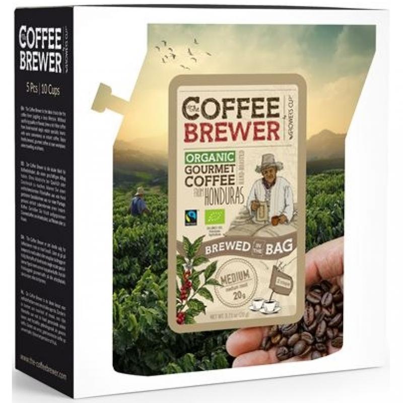 Подарочный набор молотого кофе Grower's Cup (5 шт.)