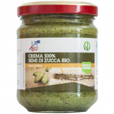 Крем-паста из тыквенных семечек La Finestra Sul Cielo органическая, 200 г