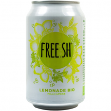"""Напиток газированный сокосодержащий FREE.SH """"Лимонад"""" органический, 330 мл"""