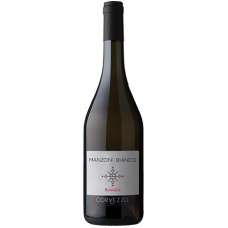 Вино белое сухое Corvezzo Renovatio Manzoni Bianco органическое 0,75 л