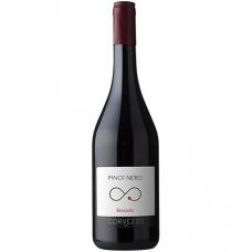 Вино красное сухое Corvezzo Renovatio Pinot Nero органическое 0,75 л