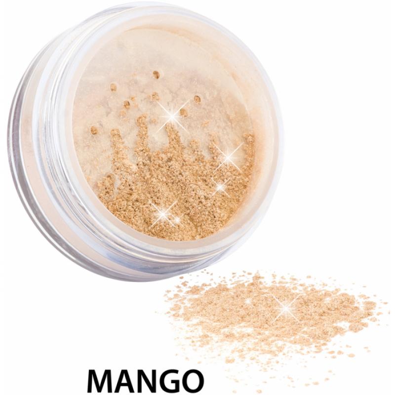 Румяна рассыпчатые органические Zuii Organic Flora Diamond Sparkle Blush