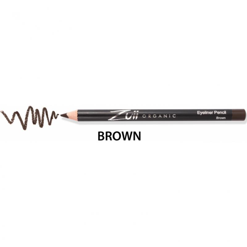 Карандаш для глаз органический Zuii Organic Eyeliner Pencil