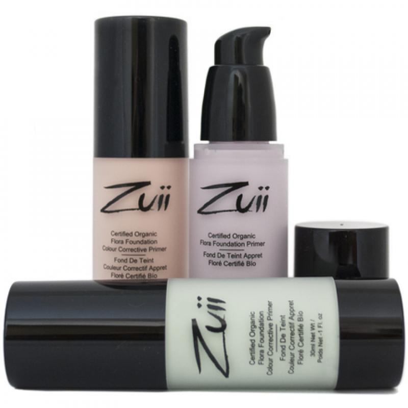 Праймер корректирующий Zuii Organic Flora Colour Corrective Primer органический, 30 мл