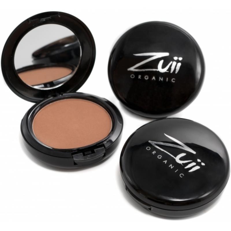 Контурирующий бронзатор Zuii Organic Flora Powder Contour Bronzer органический