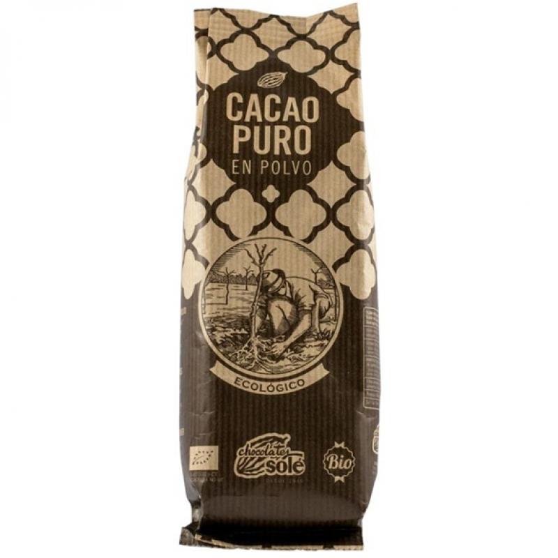 Какао-порошок Chocolates Solé органический, 150 г