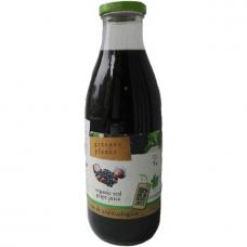 Сок виноградный красный Greener Planet органический, 1 л