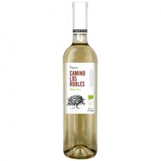 Вино белое сухое Camino Los Robles Airen 2016 органическое 0,75 л