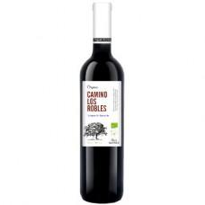 Вино красное сухое Camino Los Robles Tempranillo Garnacha 2016 органическое 0,75 л