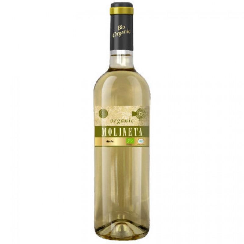Вино белое сухое Molineta Airen органическое 0,75 л
