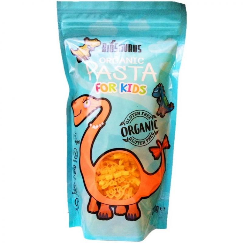 Паста для детей Biosaurus органическая, 200 г
