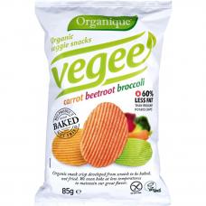Картофельные снеки Vegee органические, 85 г