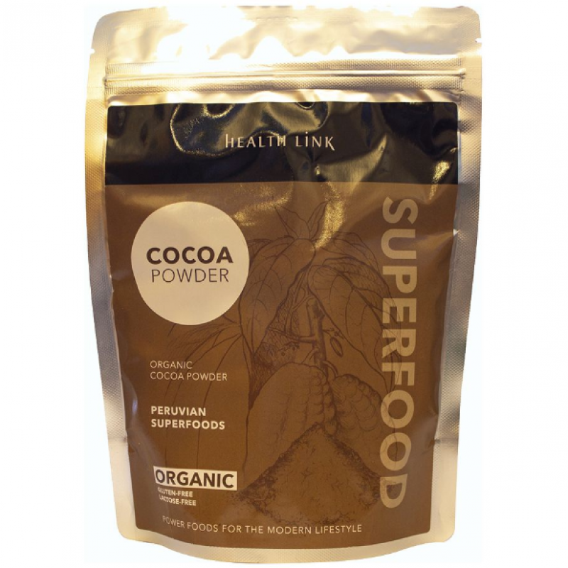 Какао-порошок Health Link органический, 250 г